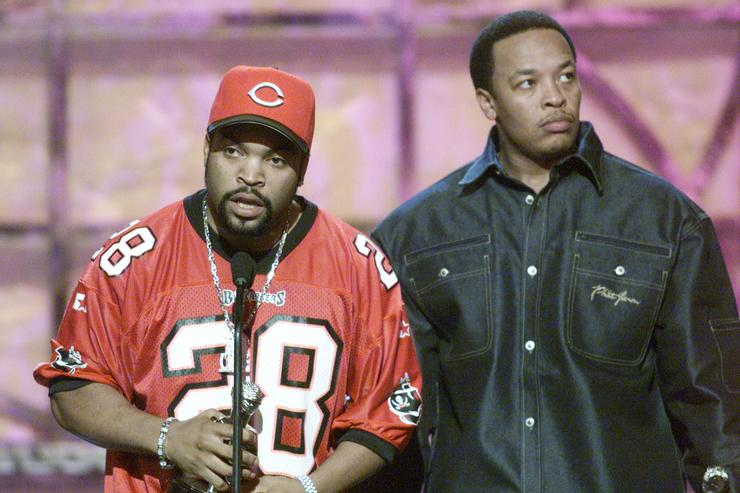 Ice Cube Dr. Dre
