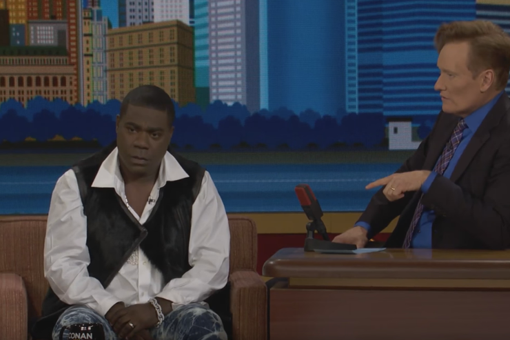 Tracy Morgan Conan