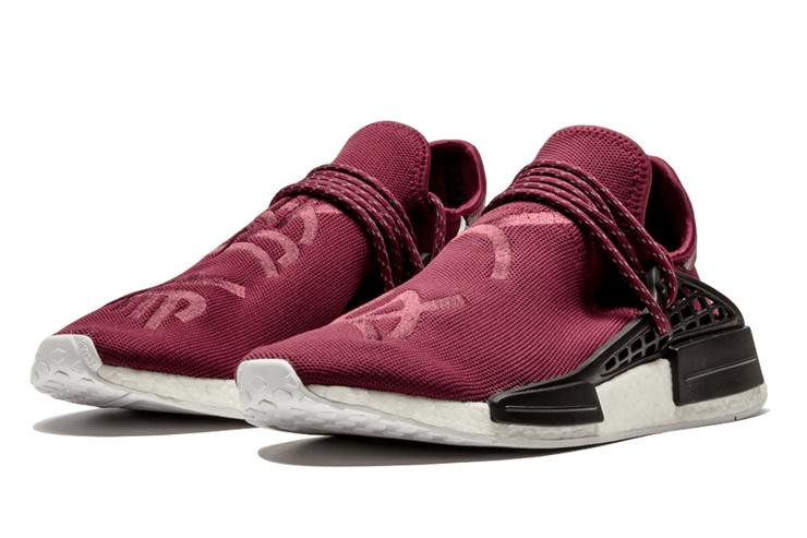 "6. Pharrell Williams x adidas NMD Human Race ""Friends & Family"""
