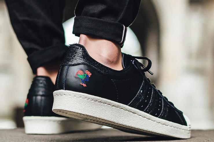 "Adidas ""Year of the Rooster"" pack"
