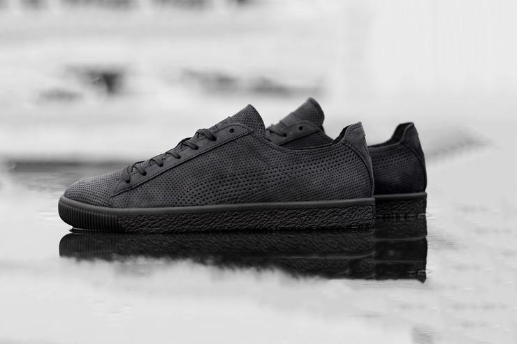 """Stampd X Puma """"Clyde"""" sneaker collab."""
