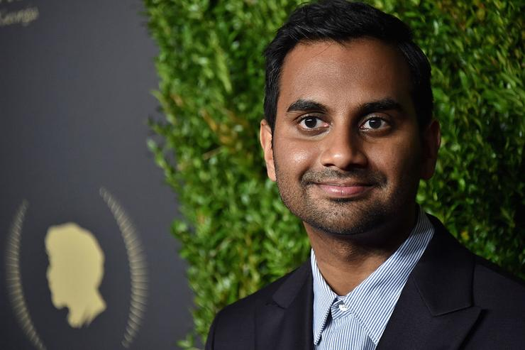 Aziz Ansari attends The 75th Annual Peabody Awards Ceremony at Cipriani Wall Street on May 20, 2016 in New York City.