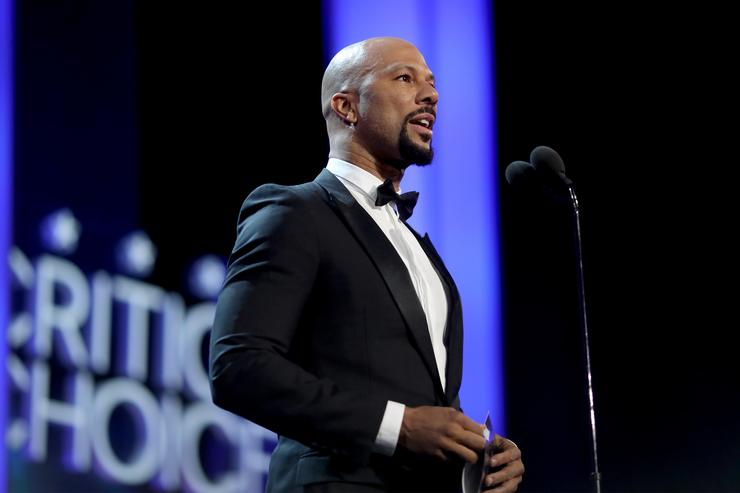 Common at the 22nd Annual Critic's Choice Awards.