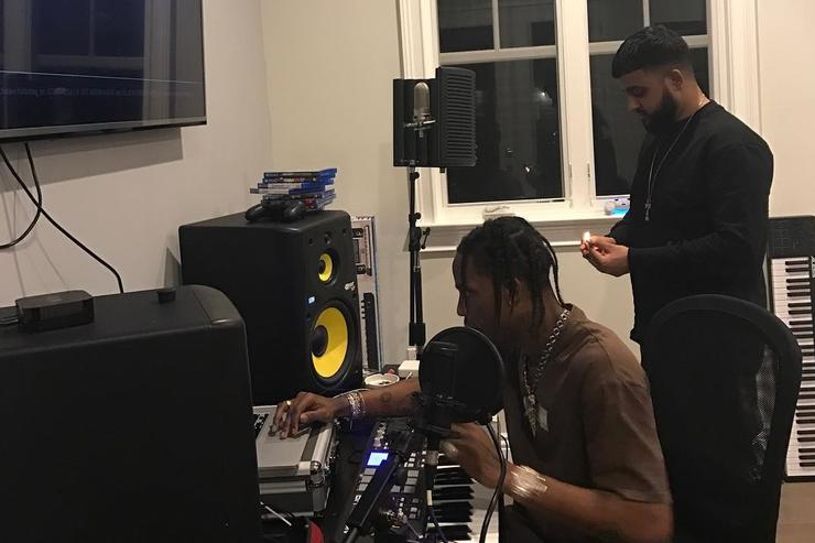 Travis Scott Nav