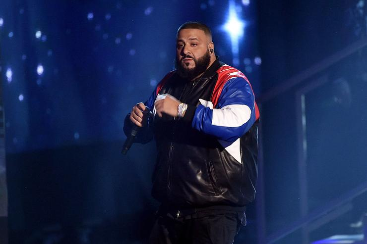 DJ Khaled performs onstage during the 2016 American Music Awards at Microsoft Theater on November 20, 2016 in Los Angeles, California.