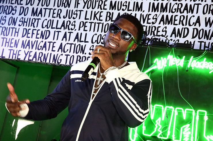 Gucci Mane performs at The Confidante on December 2, 2016 in Miami Beach, Florida.