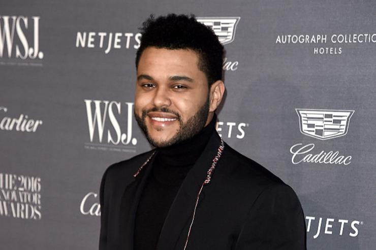 The Weeknd attends the WSJ Magazine 2016 Innovator Awards at Museum of Modern Art on November 2, 2016 in New York City.