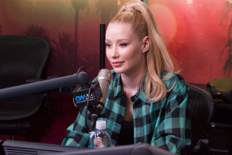 Iggy Azalea announces new single
