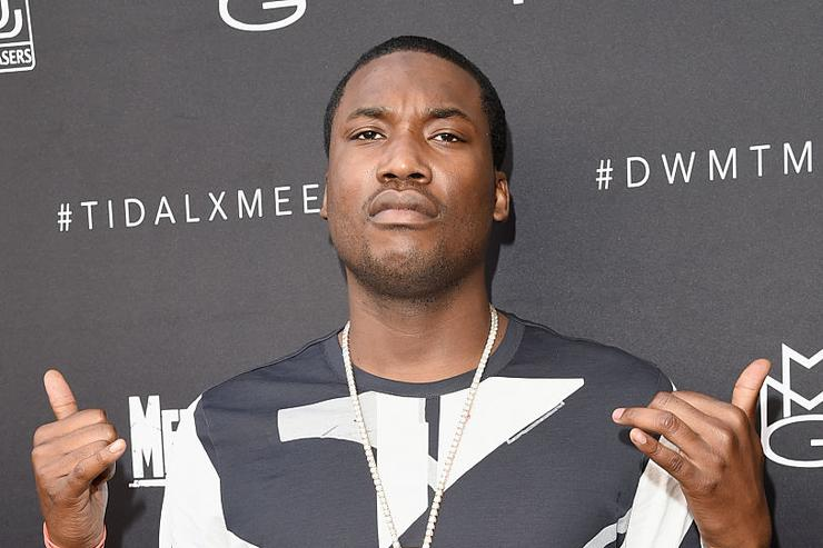 Meek Mill attends Tidal X: MEEK MILL at Mondrian Hotel on June 26, 2015 in Los Angeles, California.