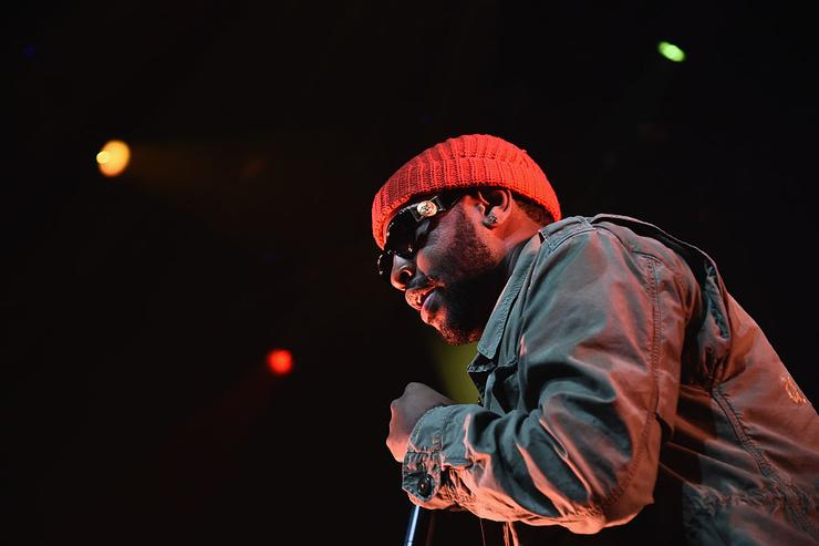 Mike Will Made It performs during the 2015 SXSW Music, Film + Interactive Festival at Acl Live at Moody Theatre on March 20, 2015 in Austin, Texas.