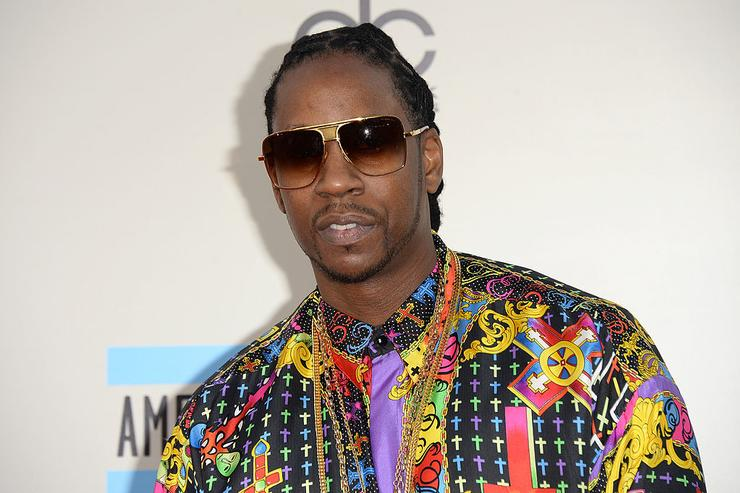 2 Chainz attends the 2013 American Music Awards at Nokia Theatre L.A. Live on November 24, 2013 in Los Angeles, California.