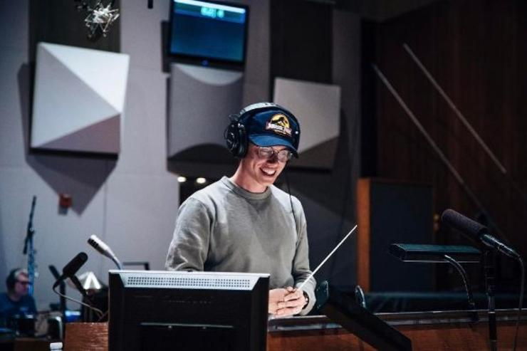 Logic works in the studio.