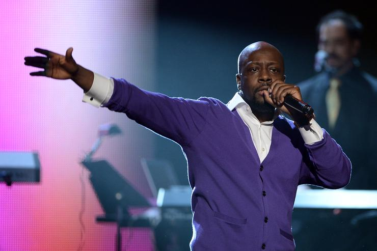 Wyclef Jean In Concert 44th NAACP Image Awards