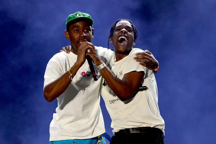 Did Tyler The Creator Come Out The Closet In His New Album?