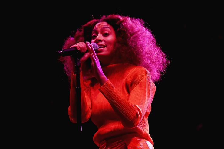 Solange Knowles performs onstage at the 2017 ESSENCE Festival Presented By Coca Cola at the Mercedes-Benz Superdome on July 2, 2017 in New Orleans, Louisiana.