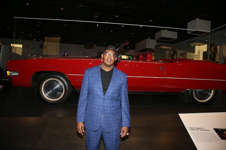 Cast member Master P attends WE tv's celebration of 'Growing Up Hip Hop' Season 3 at the Smithsonian Institute National Museum of African American History and Culture on July 20, 2017 in Washington, DC